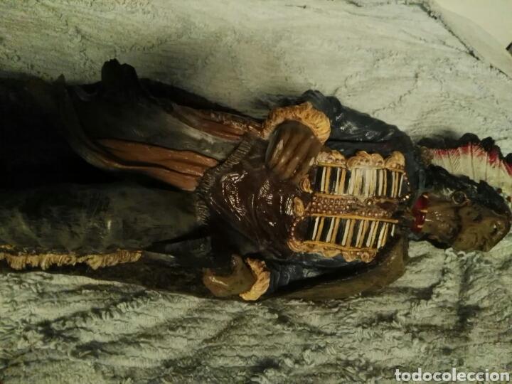 Antigüedades: Indio figura preciosa - Foto 7 - 193716786