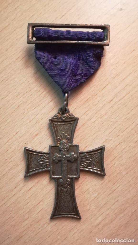 MEDALLA RECUERDO II CENTENARIO DE ALPERA, ALBACETE.AÑO 3-6-1949 (Antigüedades - Religiosas - Medallas Antiguas)