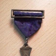 Antigüedades: MEDALLA RECUERDO II CENTENARIO DE ALPERA, ALBACETE.AÑO 3-6-1949. Lote 193731932