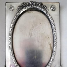Antigüedades: ART NOUVEAU PORTA RETRATO FRANCÉS DE ESTILO CIRCA 1900. EN EXCELENTE ESTADO. Lote 193772902