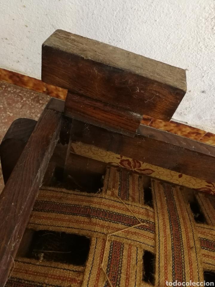 Antigüedades: BUTACA DESCALZADORA - Foto 10 - 193823473