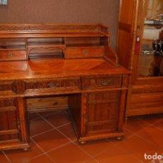 Antigüedades: ESCRITORIO. Lote 193828185
