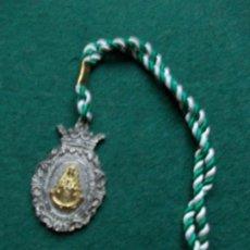 Antigüedades: MEDALLA DE LA VIRGEN DEL ROCIO. Lote 193886518