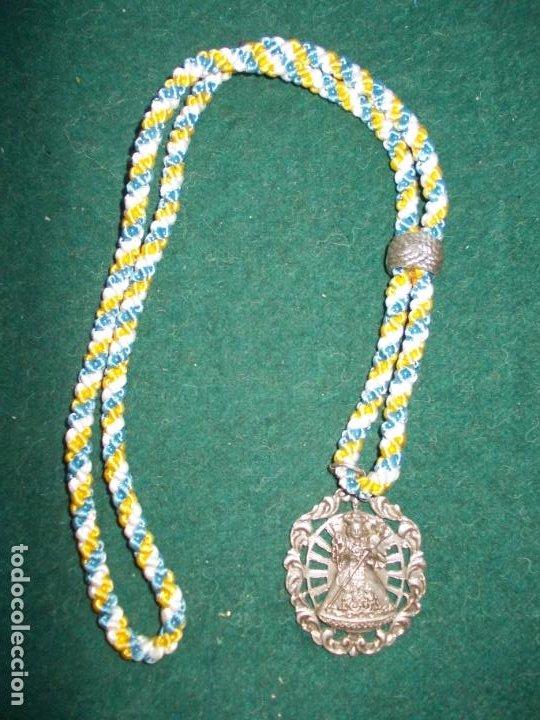 MEDALLA DE LA VIRGEN (Antigüedades - Religiosas - Medallas Antiguas)