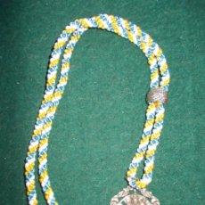 Antigüedades: MEDALLA DE LA VIRGEN . Lote 193886582