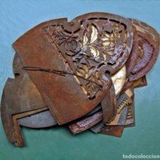 Antigüedades: MOLDES DE PEINETAS DE FALLERA VALENCIANA. Lote 193886620