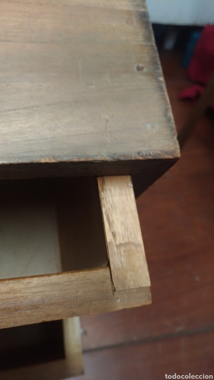 Antigüedades: Armario nupcial japonés de madera de paulonia - Foto 23 - 177185179