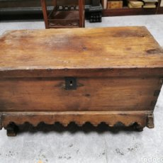 Antigüedades: ARCA PEQUEÑA ANTIGUA. Lote 193950930