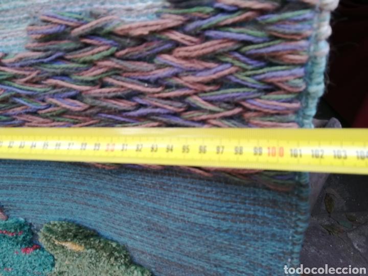 Antigüedades: Tapiz de lana - Foto 3 - 193966312