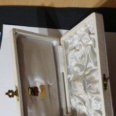 Antigüedades: ESTUCHE DE CUBIERTOS VACIO. Lote 193971296