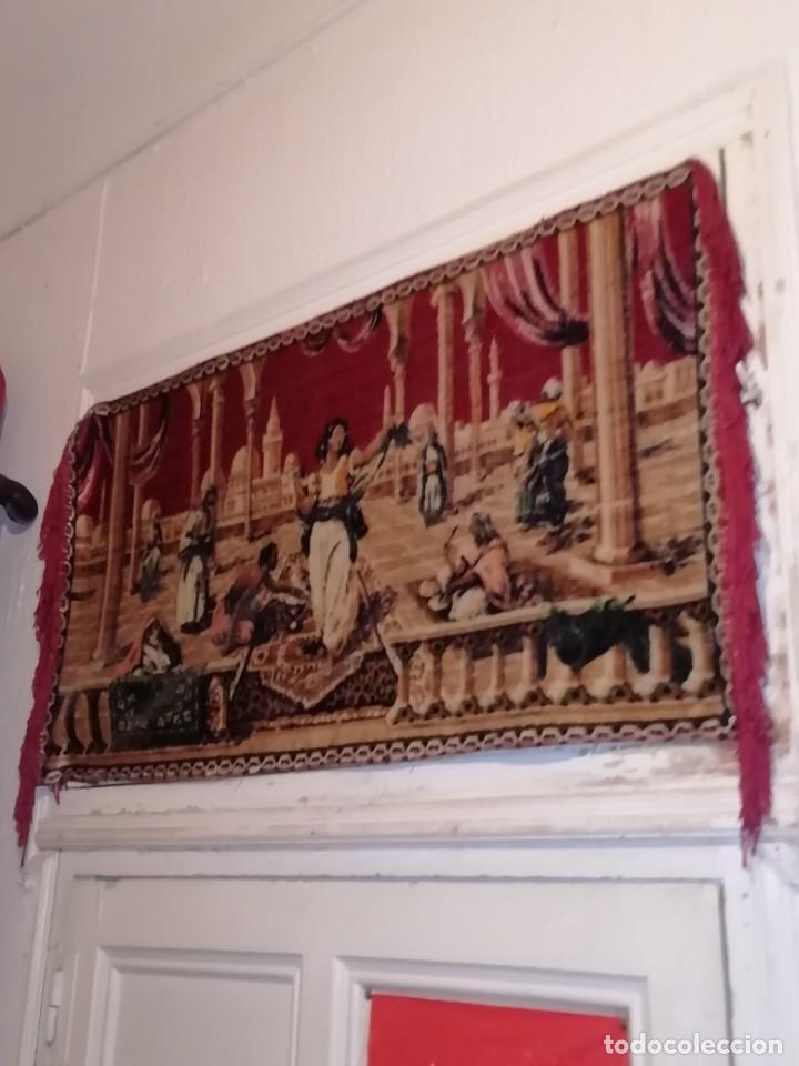 Antigüedades: tapiz - Foto 3 - 193978248