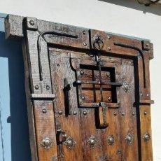 Antigüedades: PUERTA ANTIGÜA. Lote 193997738
