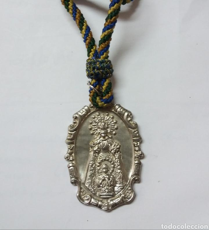 MEDALLA NUESTRA SRA DE LA ESPERANZA, CALASPARRA MURCIA (Antigüedades - Religiosas - Medallas Antiguas)