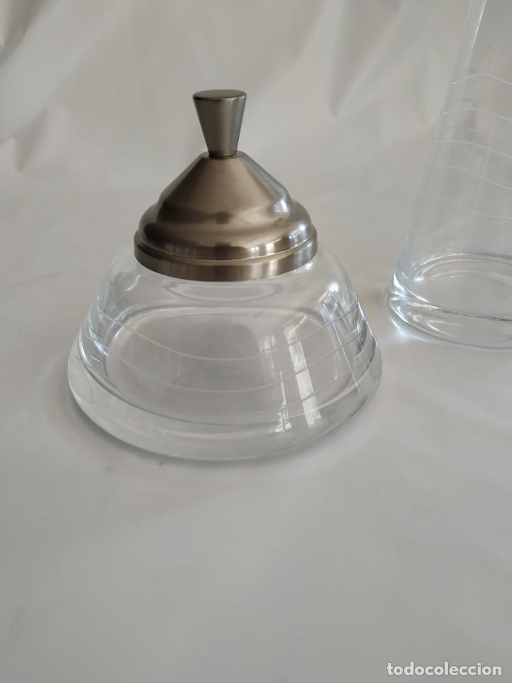 Antigüedades: Centro de mesa Vidrio - Foto 2 - 194008072
