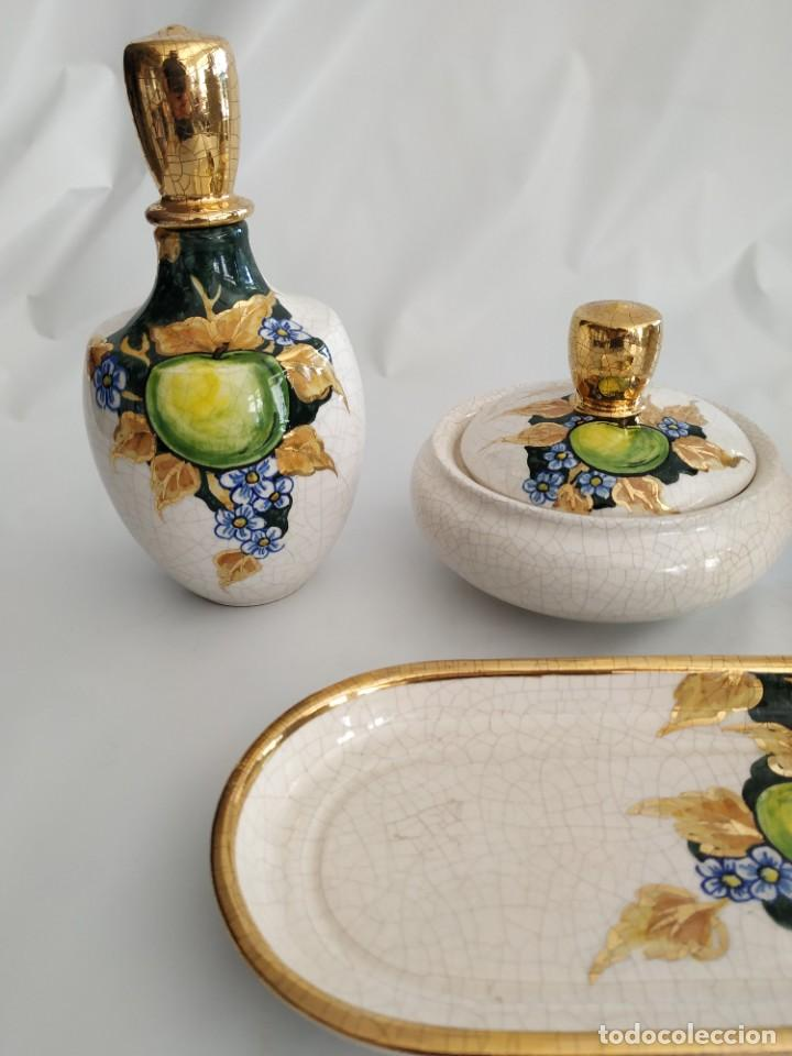 Antigüedades: Centro de mesa porcelana - Foto 2 - 194008121