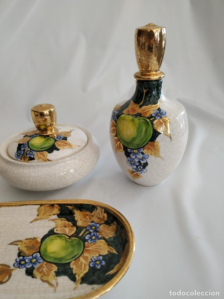 Antigüedades: Centro de mesa porcelana - Foto 3 - 194008121