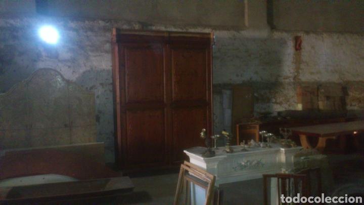 Antigüedades: Armario S XVIII - Foto 3 - 194010643