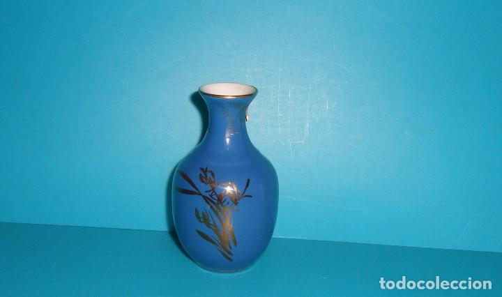 PEQUEÑO JARRON PORCELANA CHINA (Antigüedades - Porcelanas y Cerámicas - China)