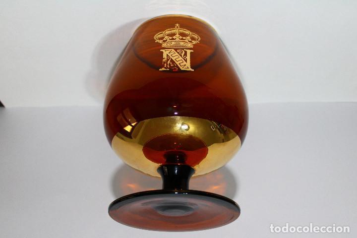 GRAN COPA DE BRANDY NAPOLEÓN - 23 CM. (Antigüedades - Hogar y Decoración - Copas Antiguas)
