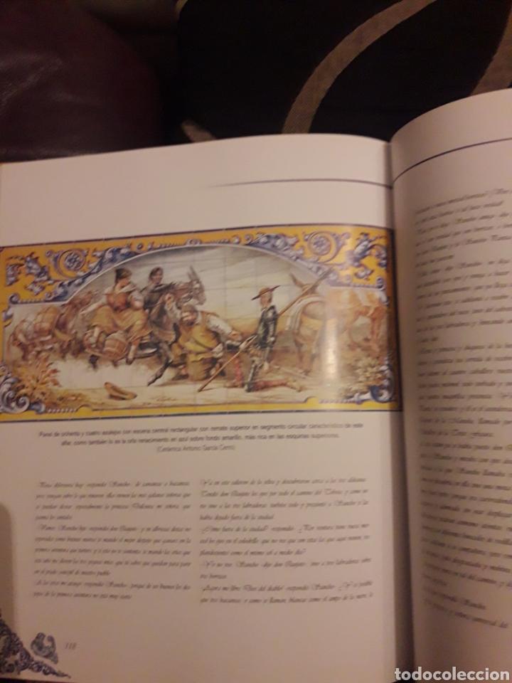 Antigüedades: El Quijote en la cerámica de Talavera de la Reina - Foto 3 - 194087340