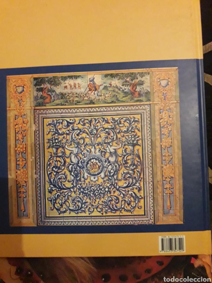 Antigüedades: El Quijote en la cerámica de Talavera de la Reina - Foto 5 - 194087340