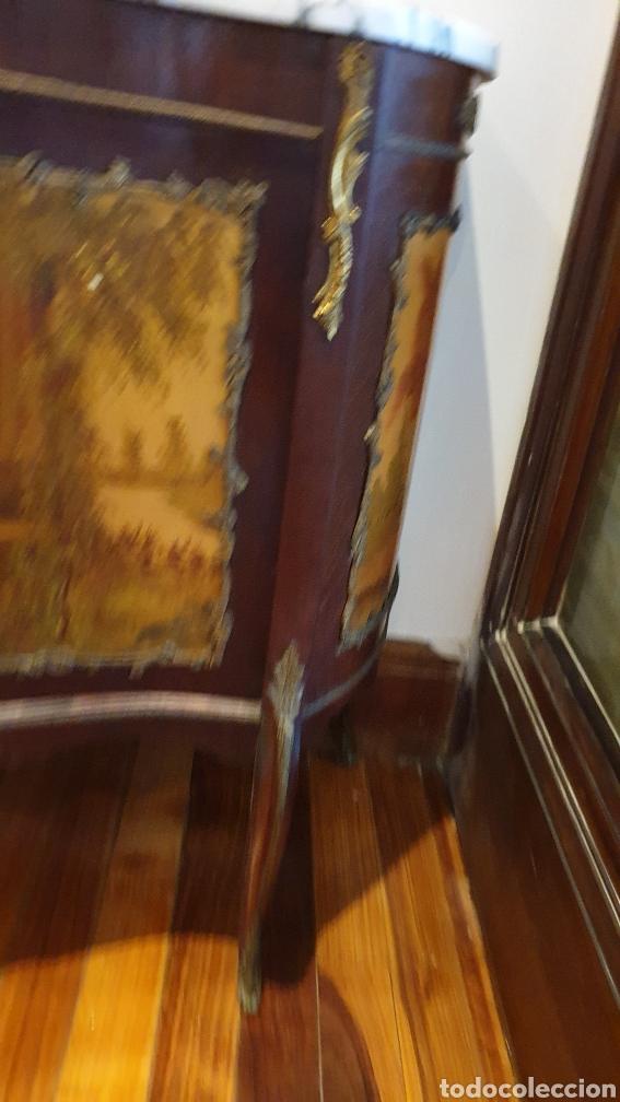 Antigüedades: Mesilla antigua estilo luis xv - Foto 9 - 194089418