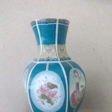 Antigüedades: JARRÓN BDE PORCELANA . Lote 194091680