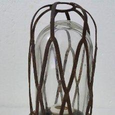 Antigüedades: FAROL DE BARCO ANTIGUO. Lote 194097125