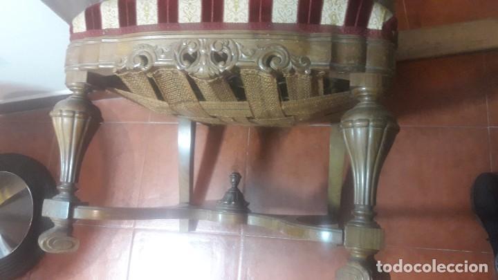 Antigüedades: Pareja sillones nogal - Foto 7 - 194105538