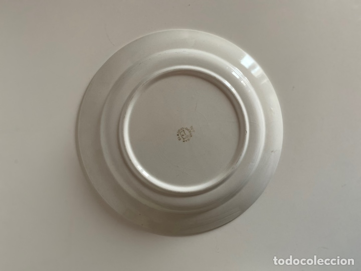 Antigüedades: 6 platos de San Claudio - Foto 5 - 194108738