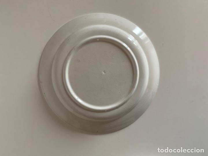 Antigüedades: 6 platos de San Claudio - Foto 7 - 194108738