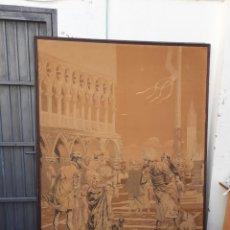Antigüedades: TAPIZ GRANDE. Lote 194112876
