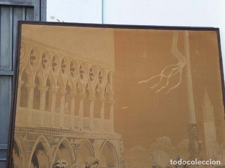 Antigüedades: tapiz grande - Foto 3 - 209646836