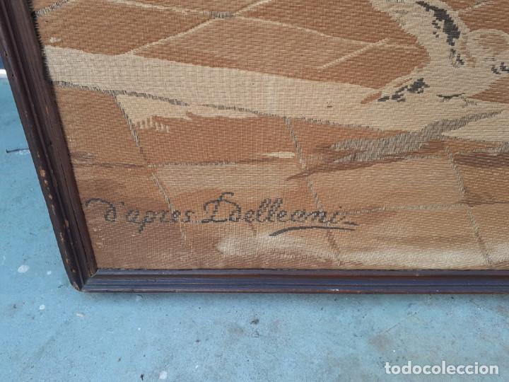 Antigüedades: tapiz grande - Foto 4 - 209646836