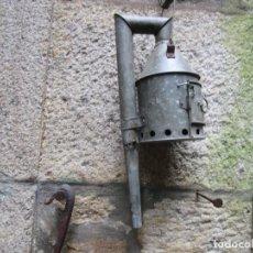 Antigüedades: TONELES BARRILES VINO - PEBETERO INTERNO, QUEMAR AZUFRE, DESINFECCION INTERIOR DE BARRICAS TONELES +. Lote 218522456