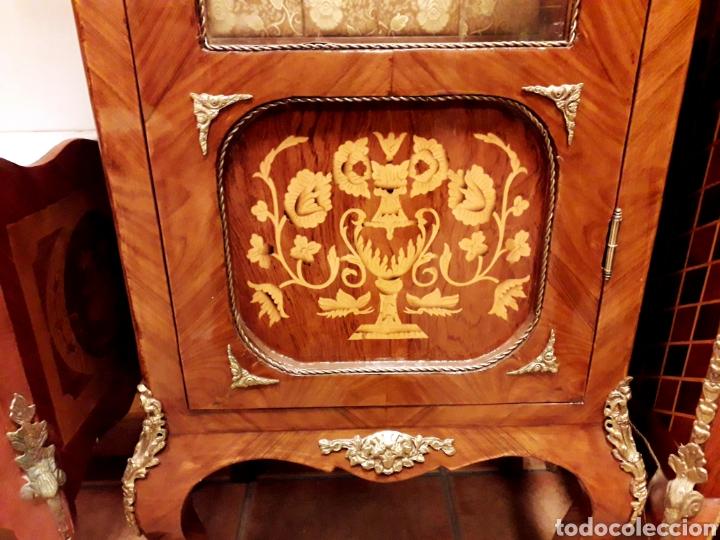 Antigüedades: VITRINA LUIS XV - Foto 5 - 194119460