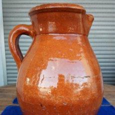 Antigüedades: ANTIGUO PUCHERO DE TERUEL. Lote 194120243
