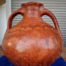 Antigüedades: ANTIGUO CÁNTARO DE CALANDA (TERUEL). Lote 194120605