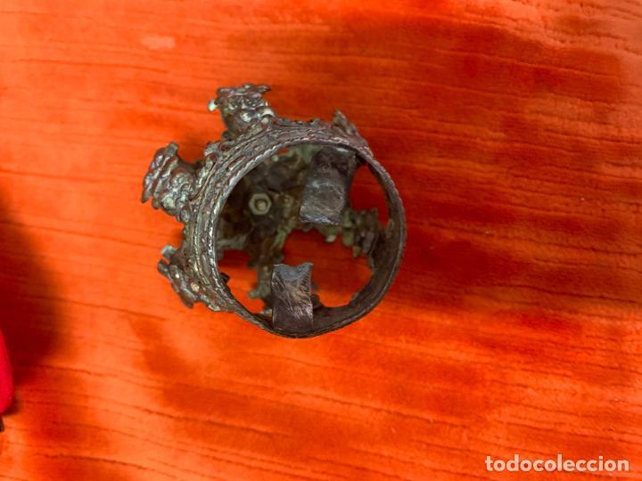 Antigüedades: Corona antigua - Foto 2 - 194127861