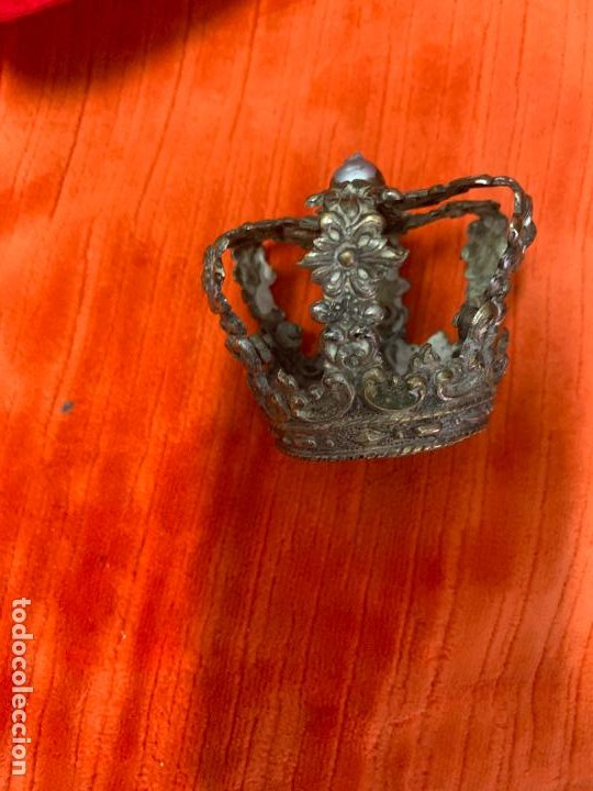 Antigüedades: Corona antigua - Foto 3 - 194127861