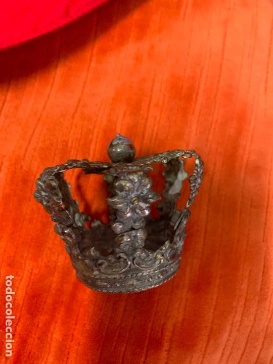 Antigüedades: Corona antigua - Foto 4 - 194127861