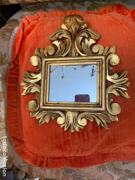 Antigüedades: Pareja de Cornocopias en madera - Foto 2 - 194128140