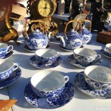 Antigüedades: JUEGOS DE TE CHINO. Lote 194148520