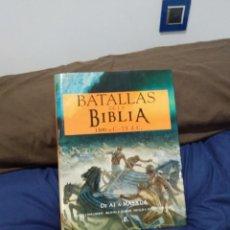 Antigüedades: BATALLAS DE LA BIBLIA. Lote 194171896