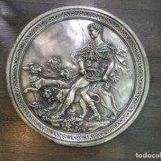 Antigüedades: PLATOS DE PARED. Lote 194179042
