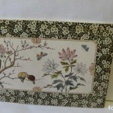Antigüedades: PORCELANAS JAPONESAS ANTIGUAS. Lote 194179160