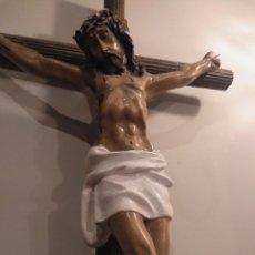 Antigüedades: CRISTO CRUCIFICADO. Lote 194188378