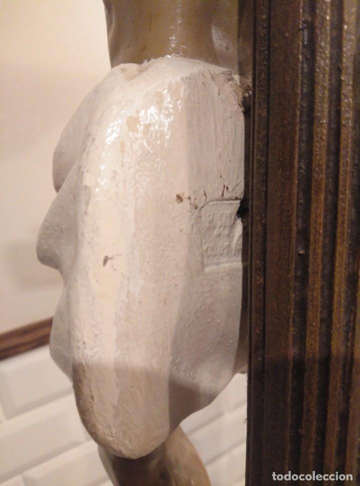 Antigüedades: Cristo crucificado - Foto 4 - 194188378