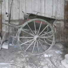 Antigüedades: ANTIGUO CARRO DE CABALLOS.. Lote 194190572