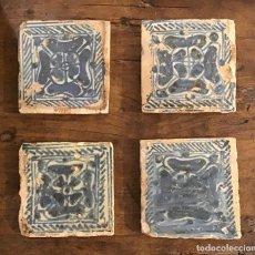 Antigüedades: RAJOLES GÓTICAS DEL ESCARBAT, S. XV. Lote 194190727